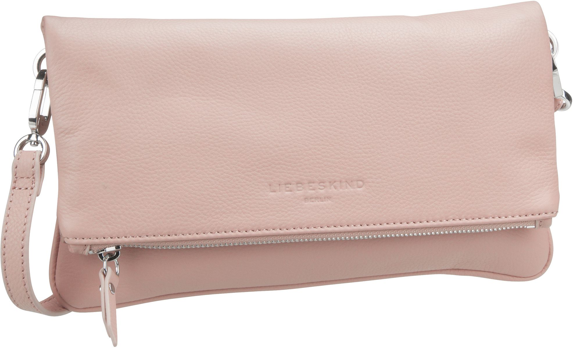 Berlin Umhängetasche Valentine Aloe Crossbody M Dusty Rose