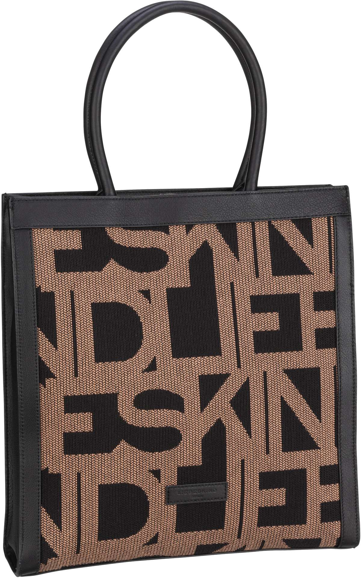 Berlin Shopper Neem Tote L Black