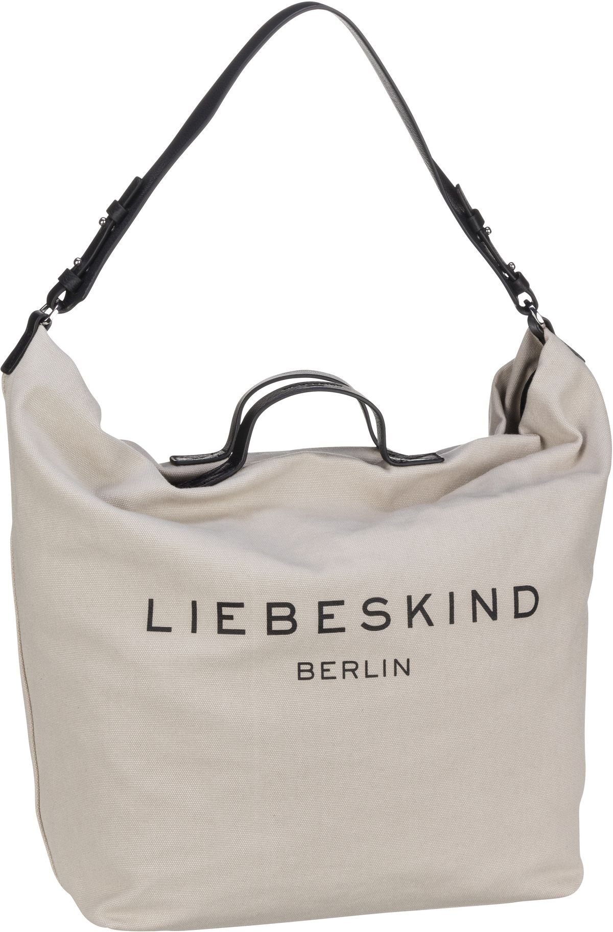 Berlin Handtasche Juniper Hobo L Pale Moon