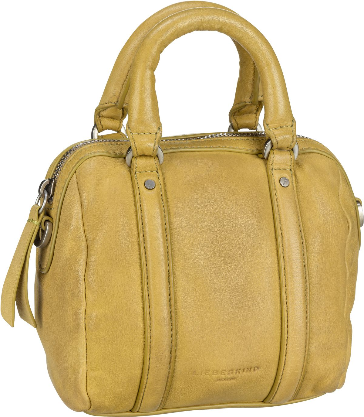 Berlin Handtasche Oak Bowling Bag XS Lime