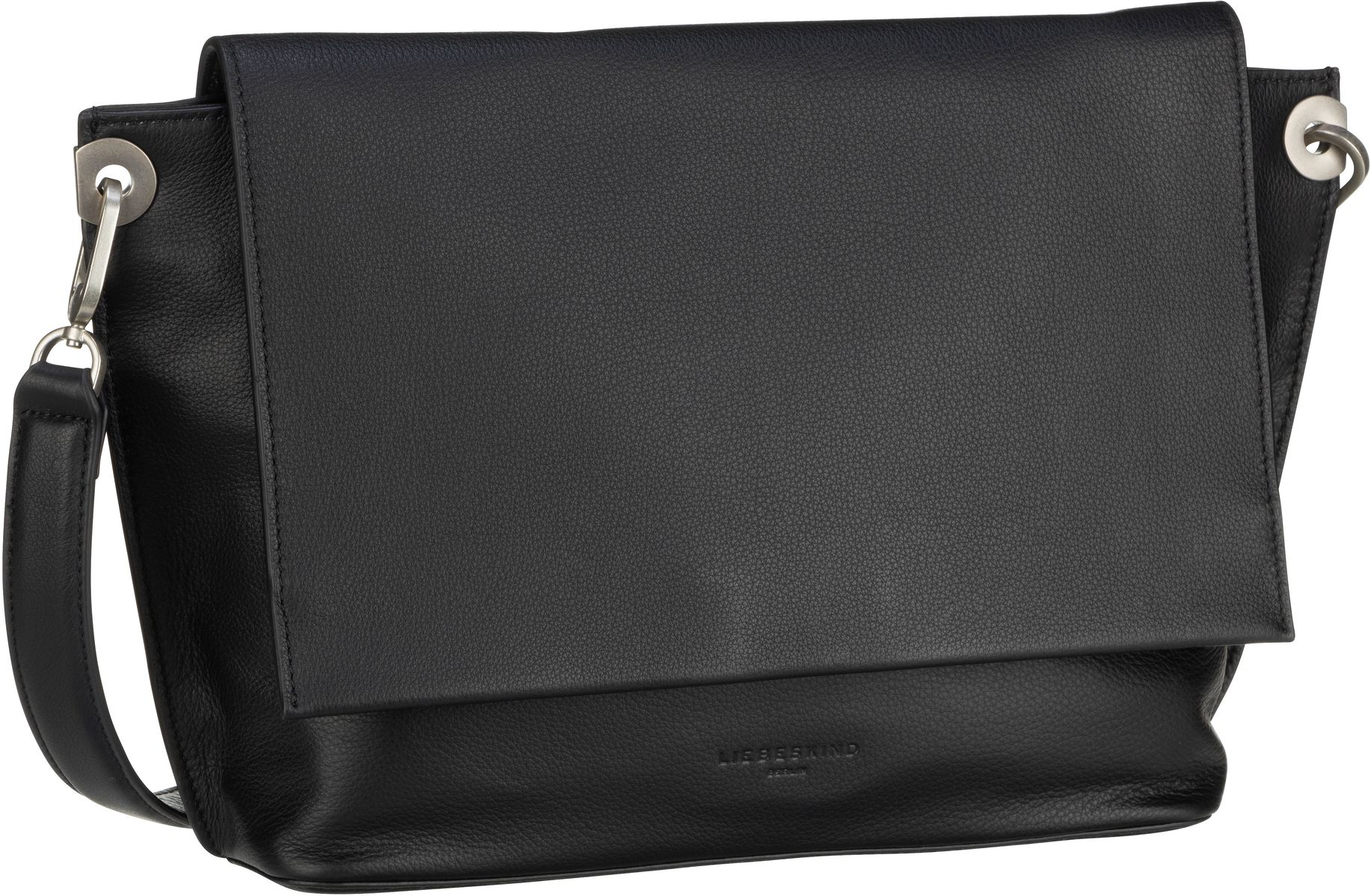 Berlin Umhängetasche Quince Messenger Bag M Black