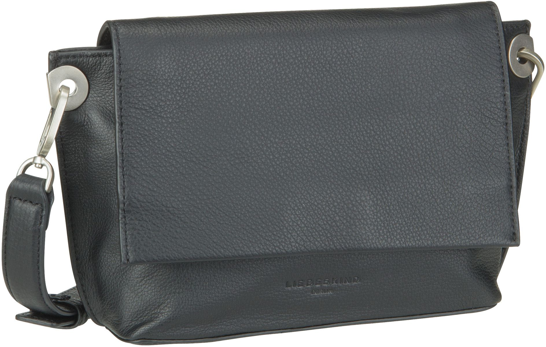 Berlin Umhängetasche Quince Messenger Bag S Black