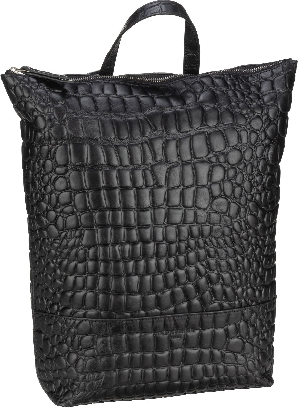 Berlin Rucksack / Daypack Malibu 2 Backpack L Croco Black