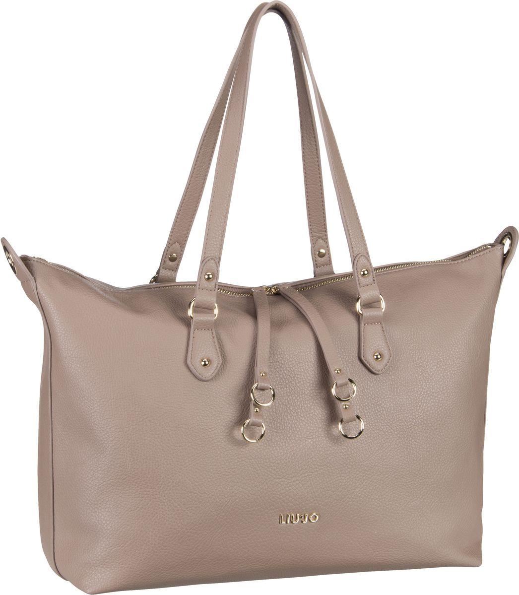 Liu Jo Eze Shopping L Caribou - Handtasche
