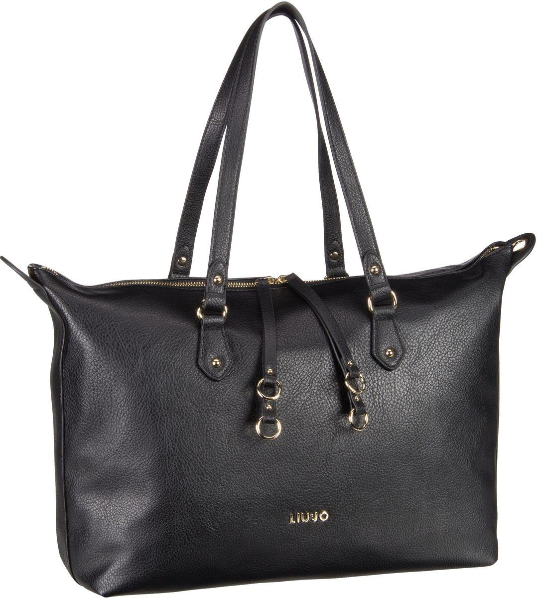 Liu Jo Eze Shopping L Nero - Handtasche