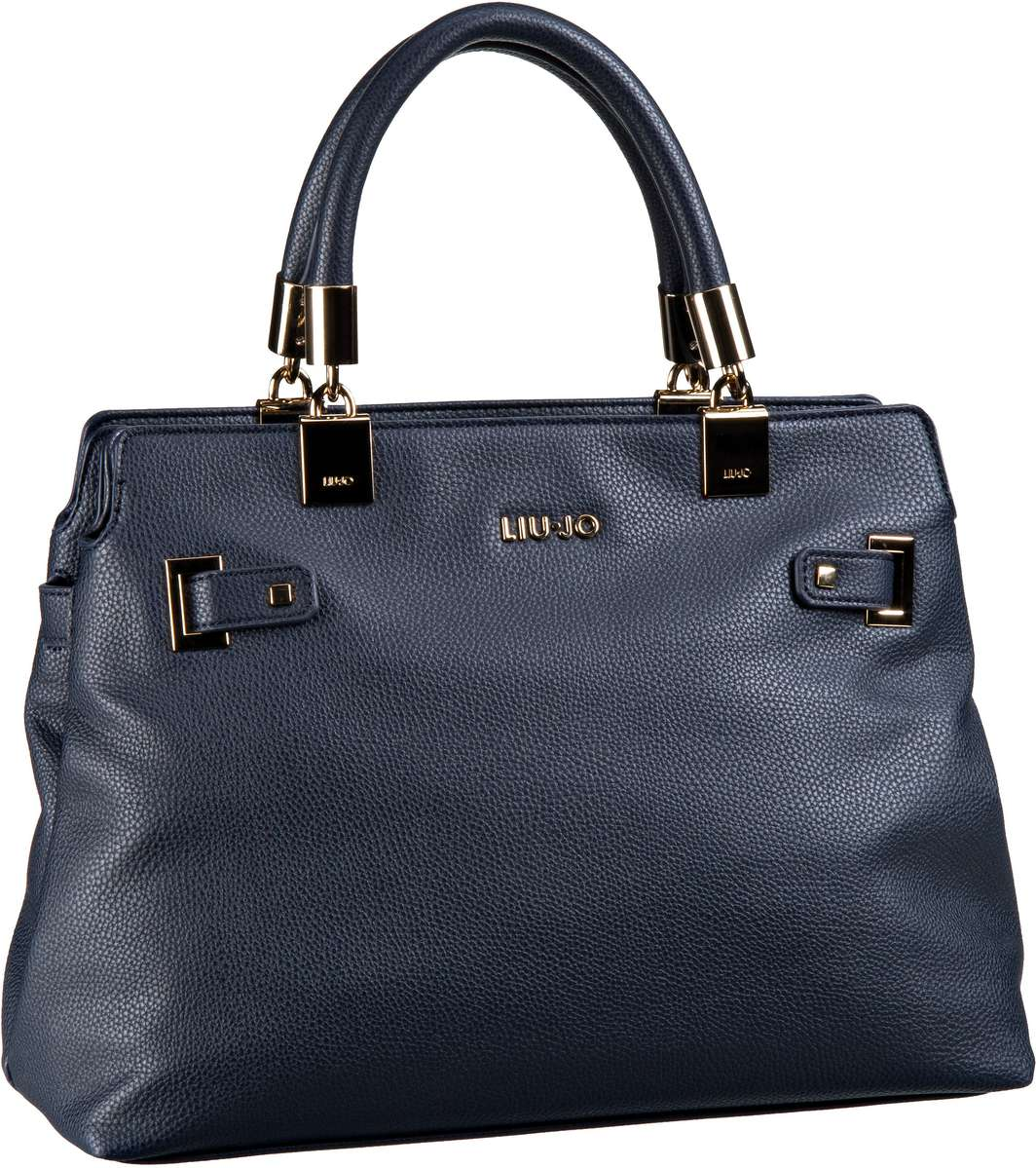 Liu Jo Nimes Shopping Night Blu Sky - Handtasche