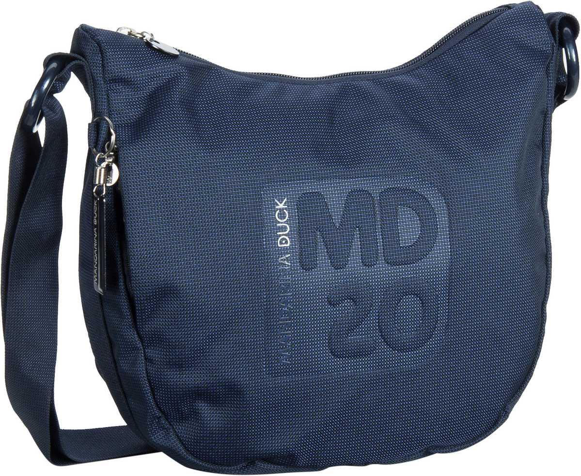 Mandarina Duck MD20 Damentasche Dress Blue - Umhängetasche