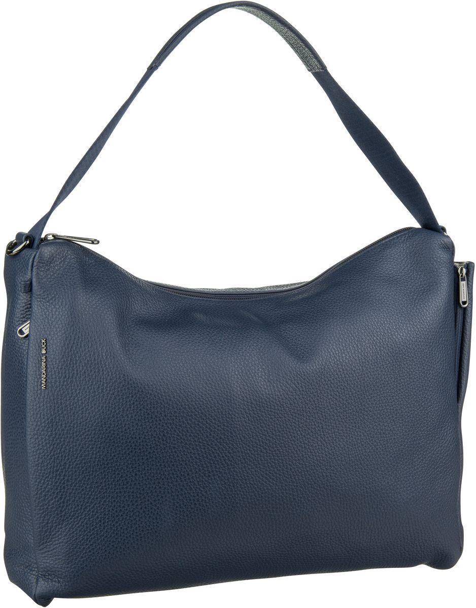 Handtasche Mellow Leather Handtasche Dress Blue