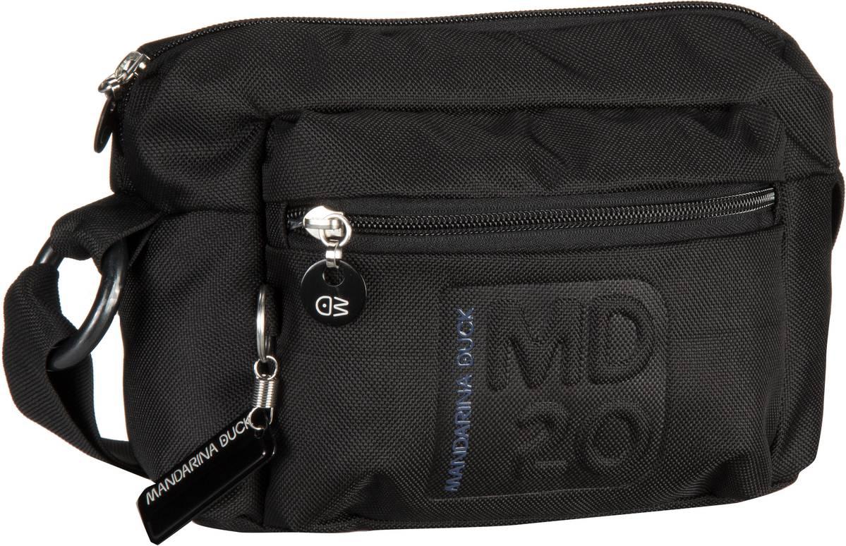 Mandarina Duck MD20 Crossover Bag Small Black - Umhängetasche Sale Angebote Frauendorf