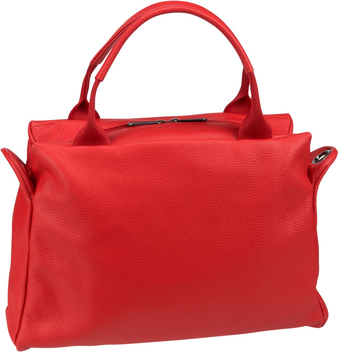 Handtasche Mellow Leather Boston Bag T87 Lacquer