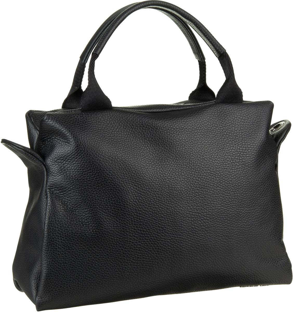 Handtasche Mellow Leather Boston Bag T87 Nero