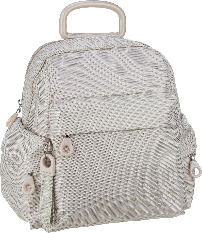 mandarina duck -  Rucksack / Daypack MD20 Small Backpack QMTT1 Off White