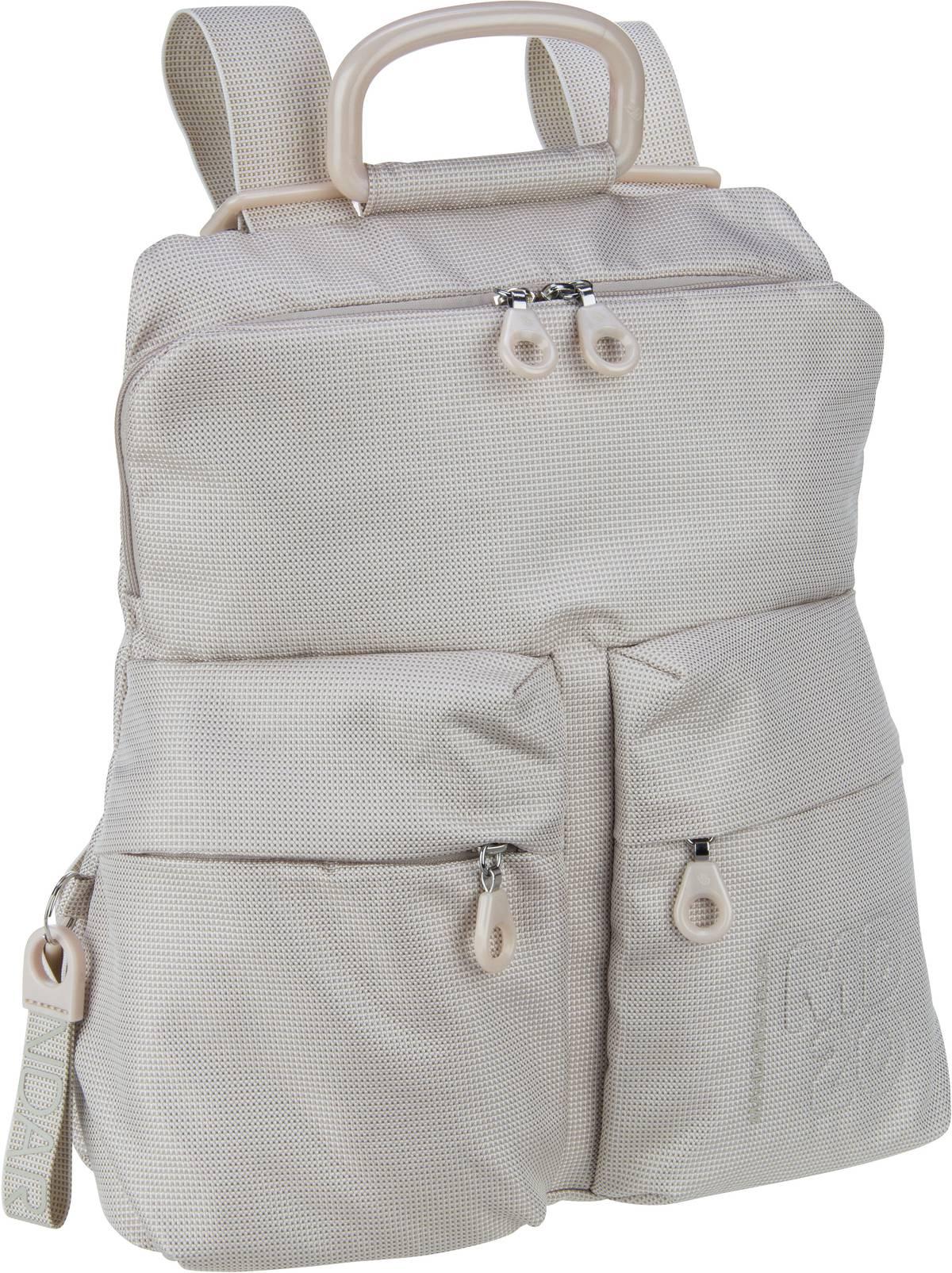 mandarina duck -  Rucksack / Daypack MD20 Slim Backpack QMTZ4 Off White