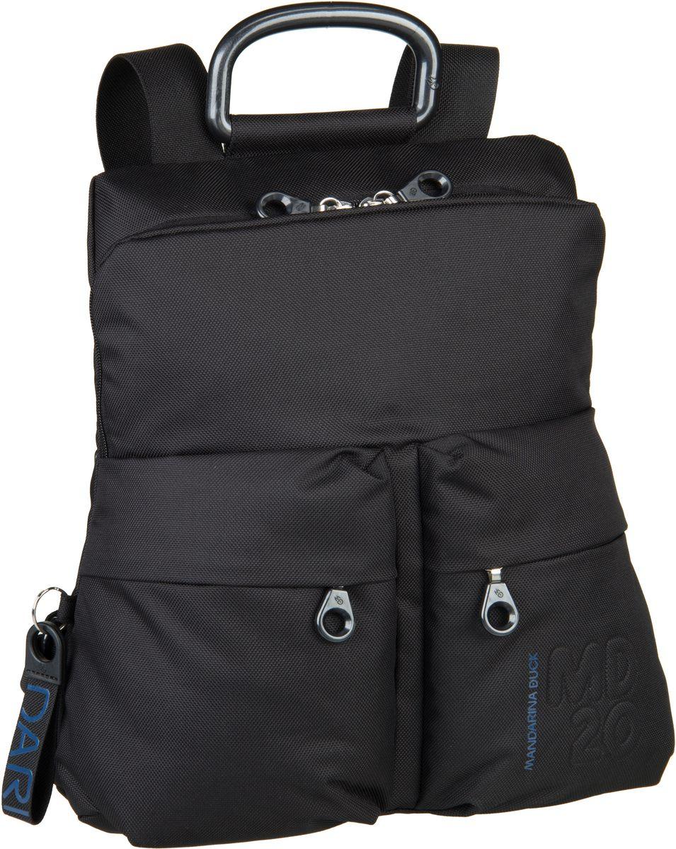 Rucksack / Daypack MD20 Slim Backpack QMTZ4 Black