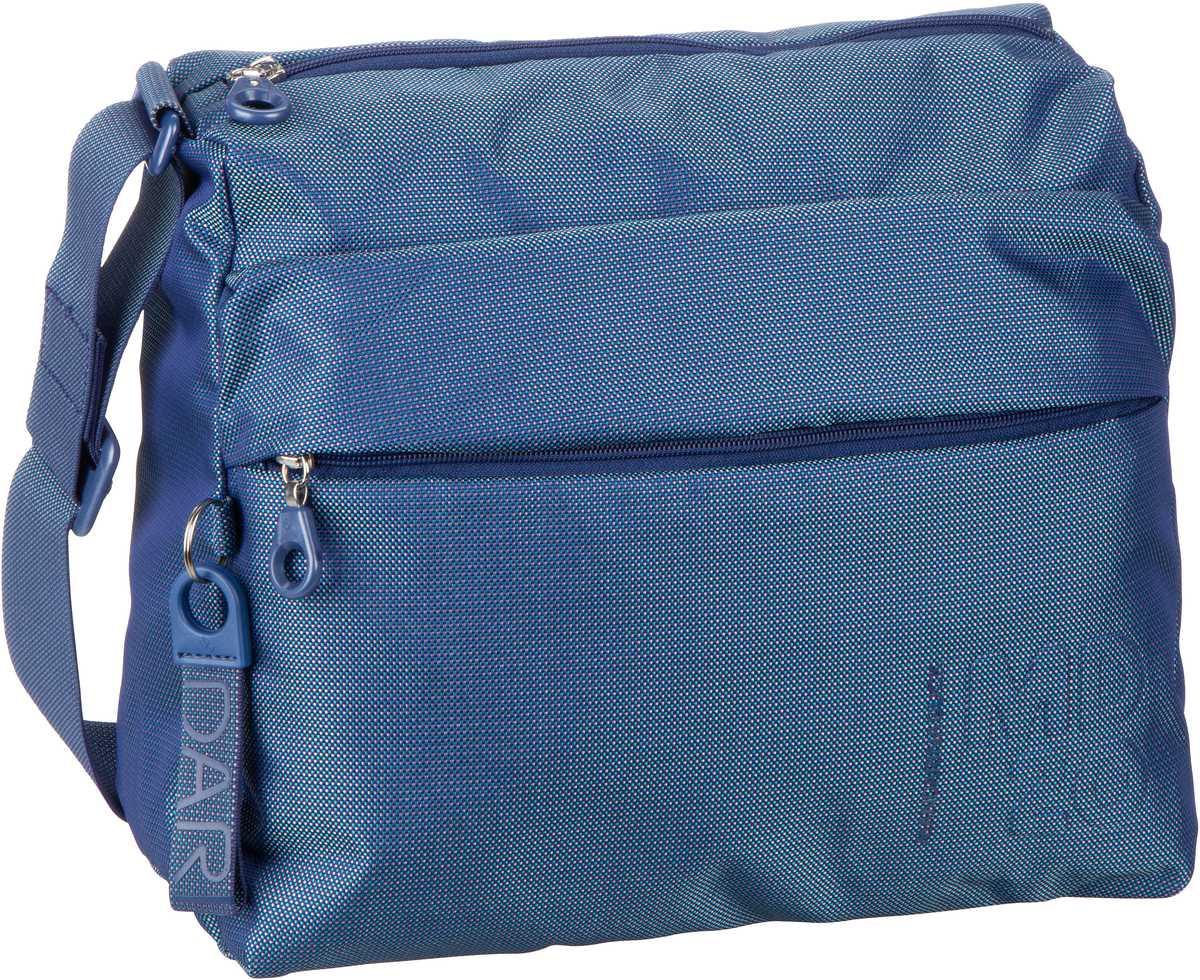 Umhängetasche MD20 Crossover Bag QMTT4 Classic Blue