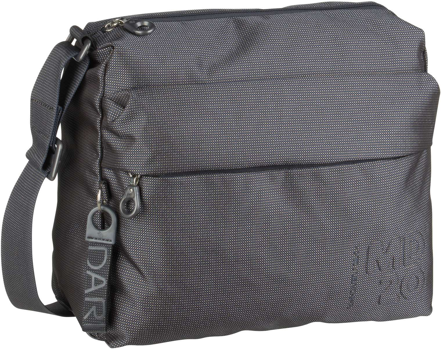 Umhängetasche MD20 Crossover Bag QMTT4 Steel