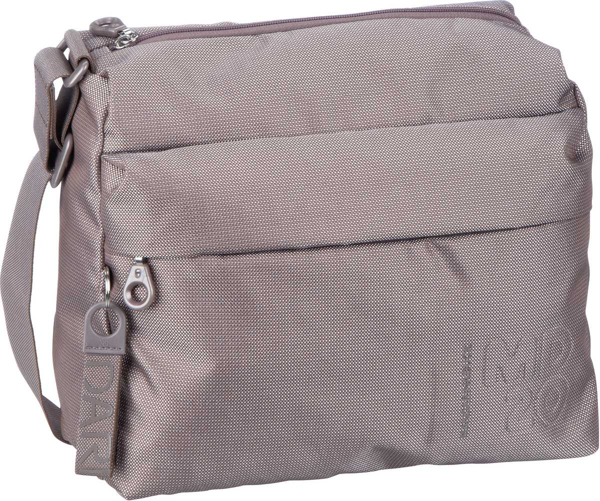 Umhängetasche MD20 Crossover Bag QMTT4 Taupe