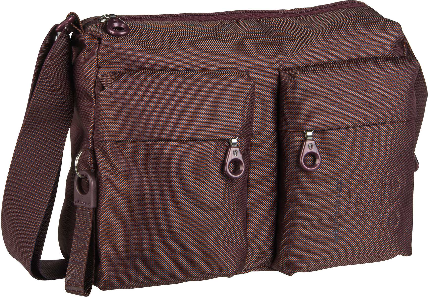 Umhängetasche MD20 Crossover Bag QMTT5 Balsamic