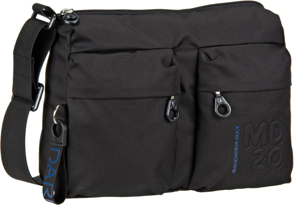Umhängetasche MD20 Crossover Bag QMTT5 Black