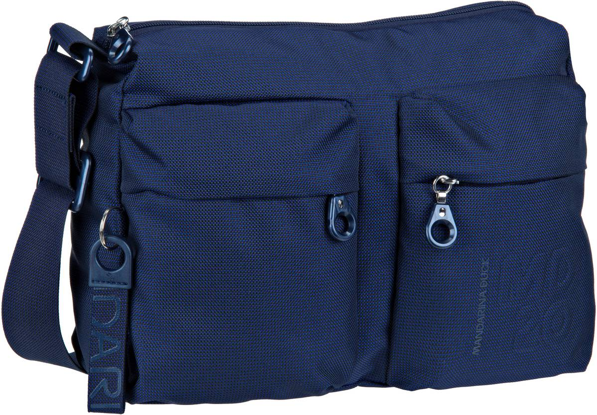 Umhängetasche MD20 Crossover Bag QMTT5 Dress Blue