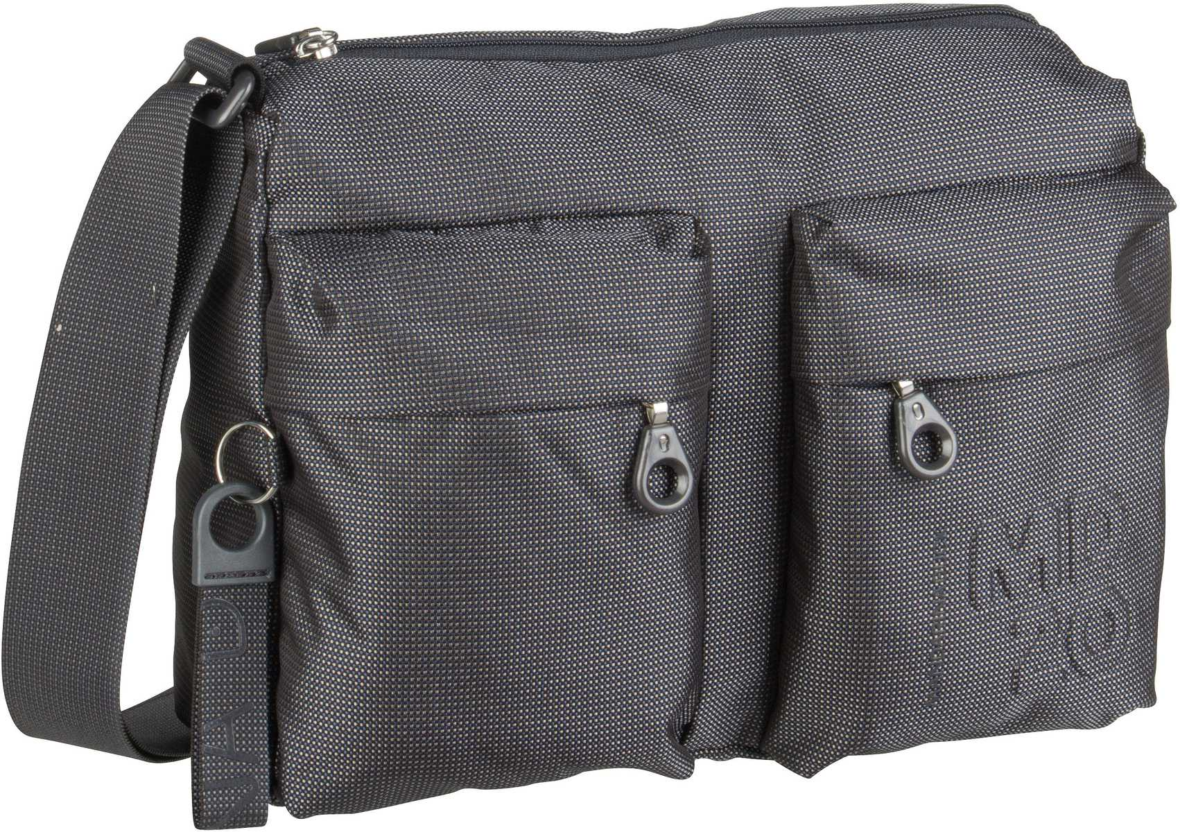 Umhängetasche MD20 Crossover Bag QMTT5 Steel