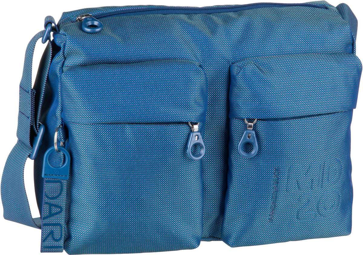 Umhängetasche MD20 Crossover Bag QMTT5 Classic Blue