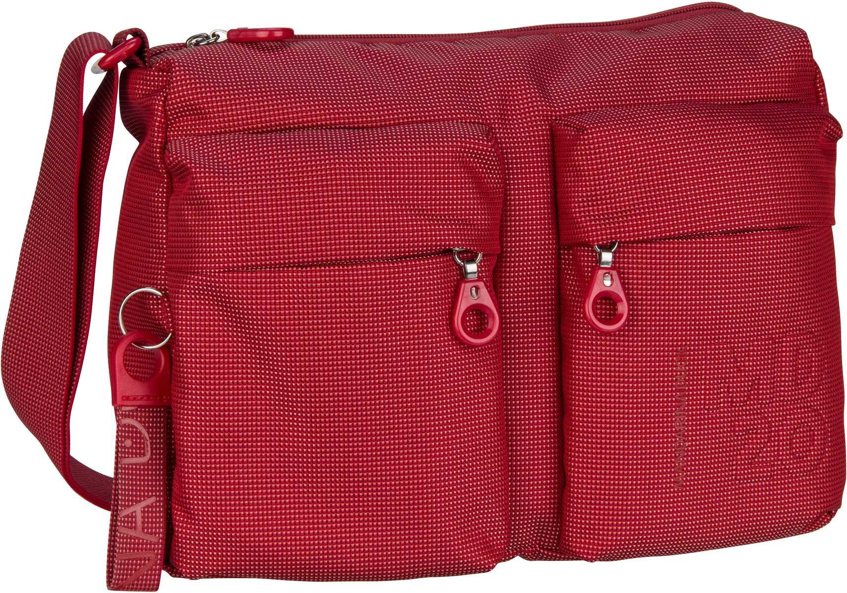 Umhängetasche MD20 Crossover Bag QMTT5 Flame Scarlet
