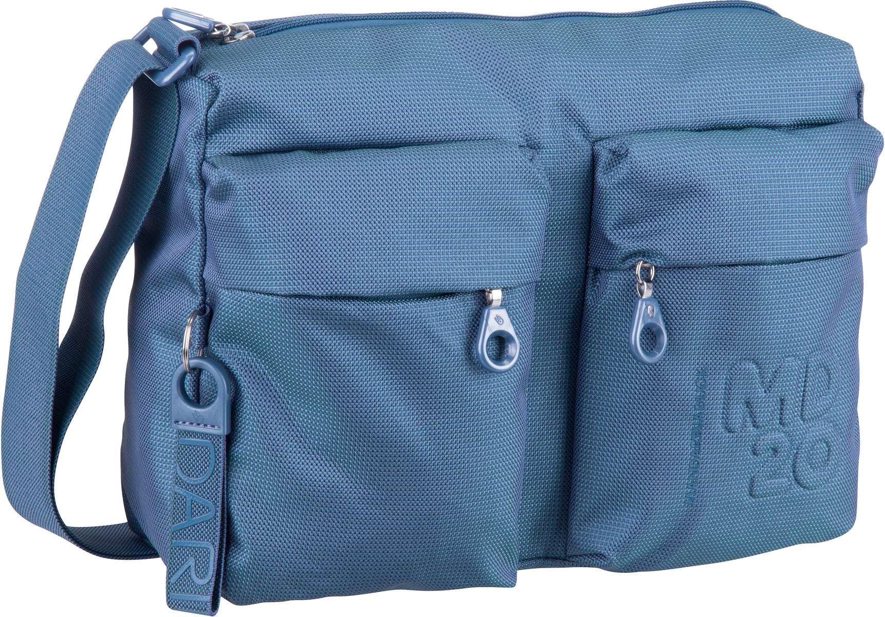 Umhängetasche MD20 Crossover Bag QMTT5 Moonlight Blue