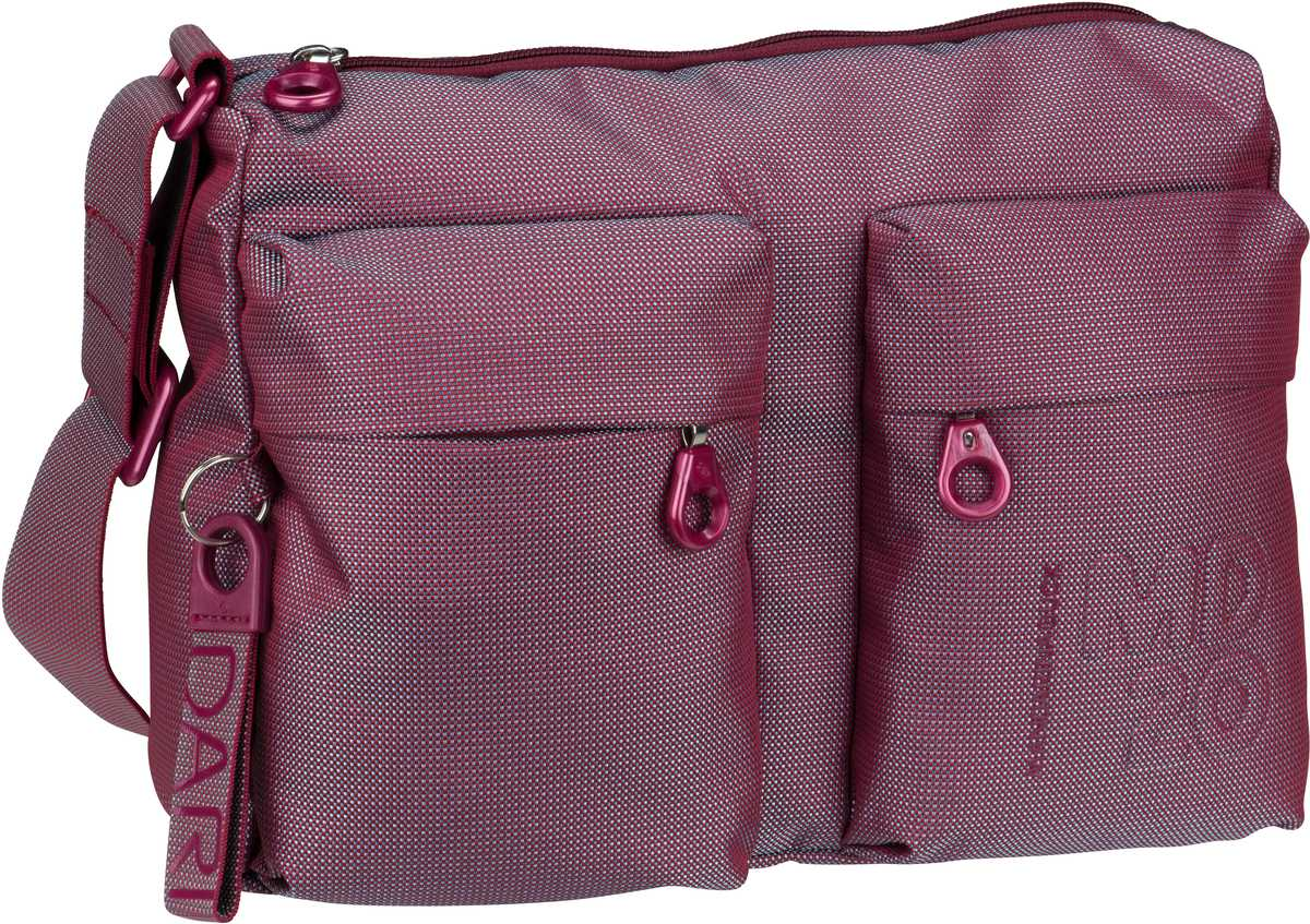 Umhängetasche MD20 Crossover Bag QMTT5 Red Plum