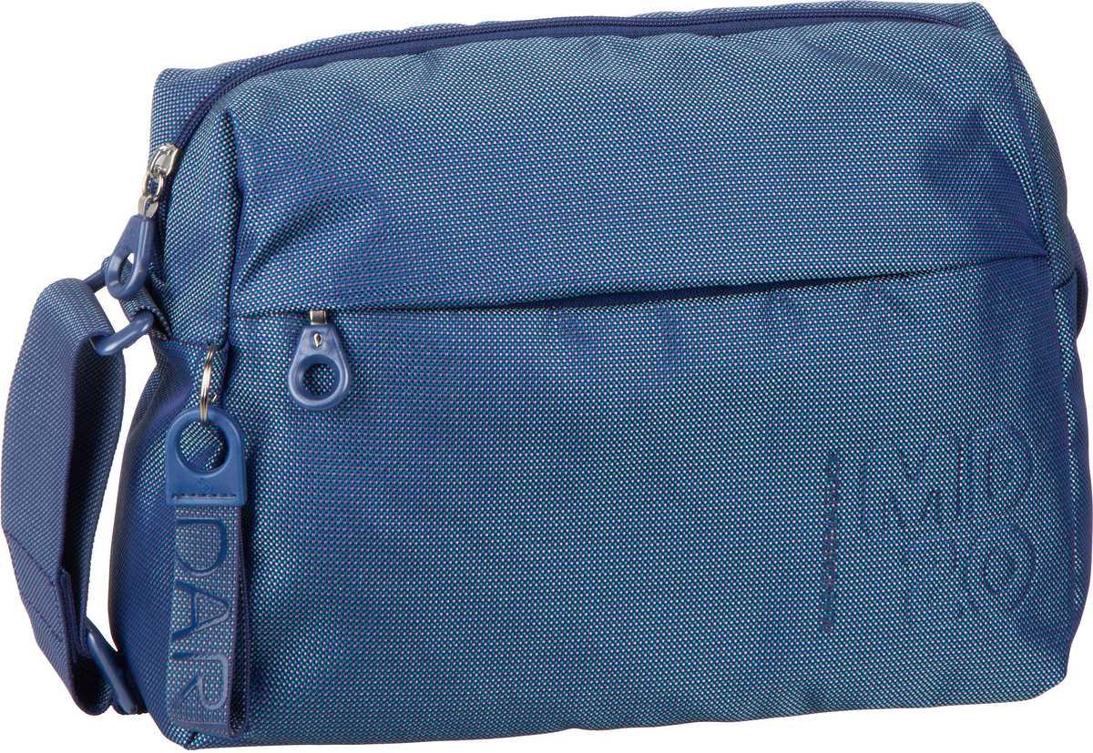 Umhängetasche MD20 Crossover Bag QMTV8 Classic Blue