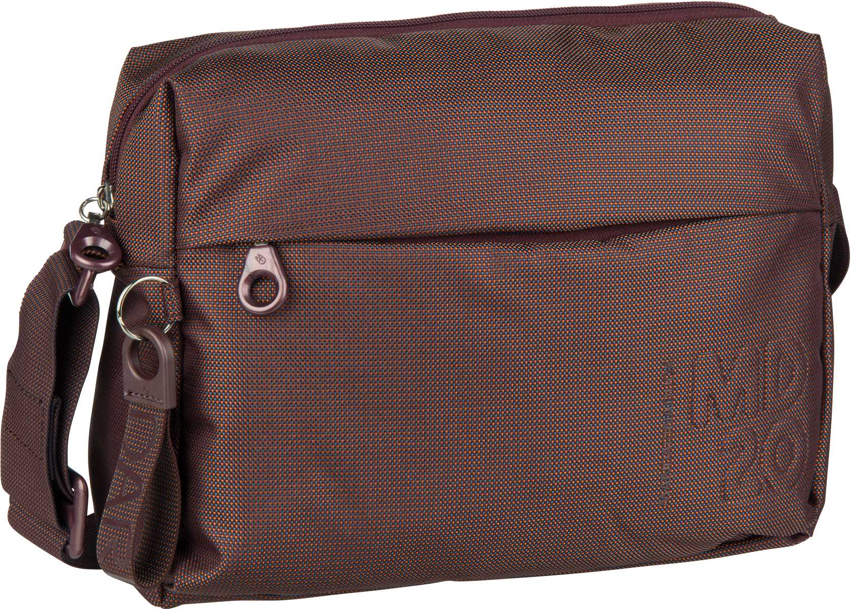 Umhängetasche MD20 Crossover Bag QMTV8 Balsamic