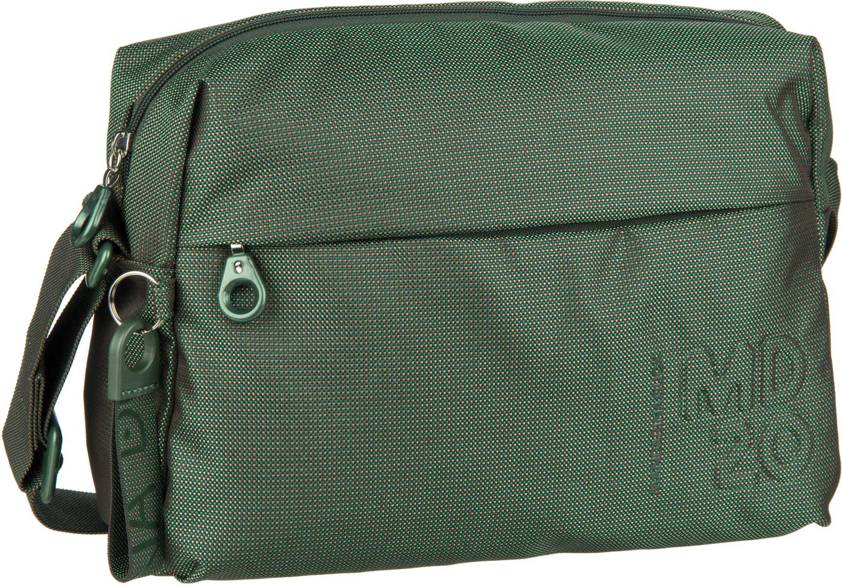 Umhängetasche MD20 Crossover Bag QMTV8 Black Forest