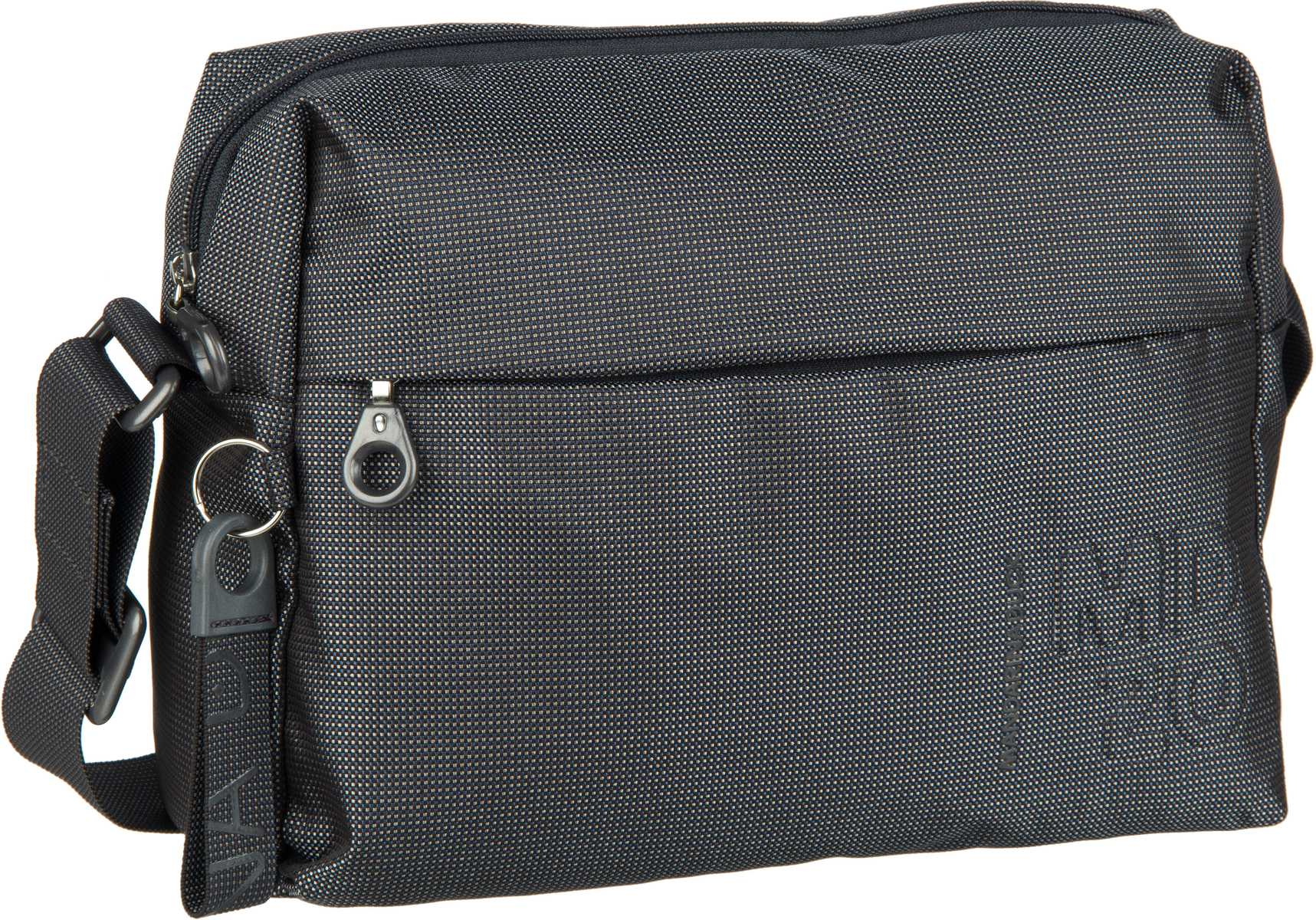 Umhängetasche MD20 Crossover Bag QMTV8 Steel