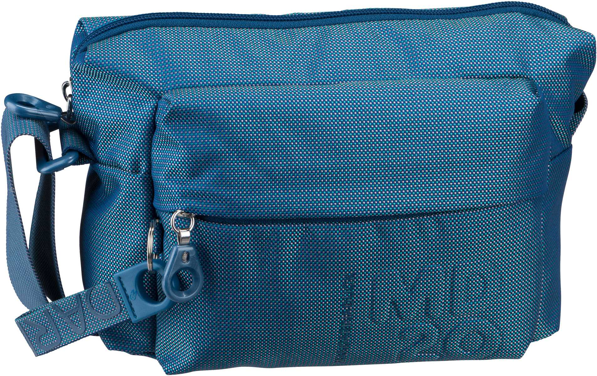 Umhängetasche MD20 Small Crossover Bag QMTT7 Classic Blue