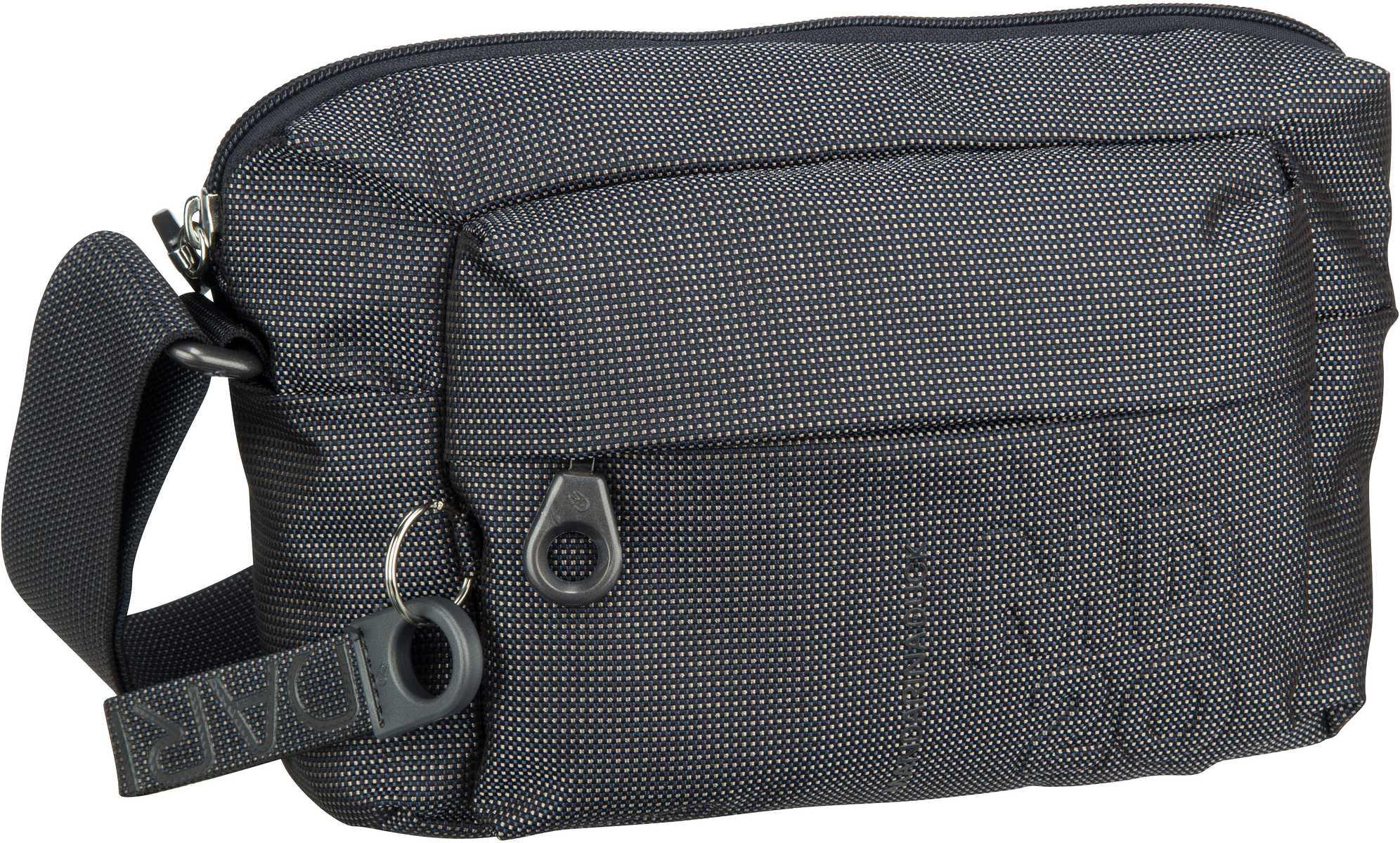 Umhängetasche MD20 Small Crossover Bag QMTT7 Steel