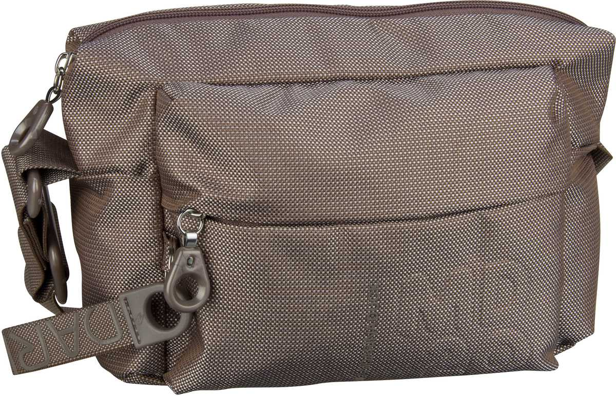 Umhängetasche MD20 Small Crossover Bag QMTT7 Taupe