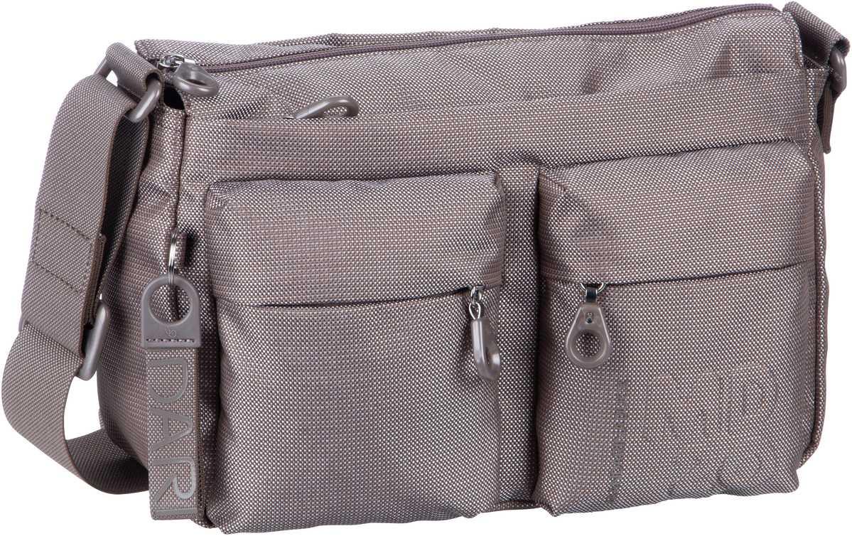 Umhängetasche MD20 Crossover Bag QMTX5 Taupe