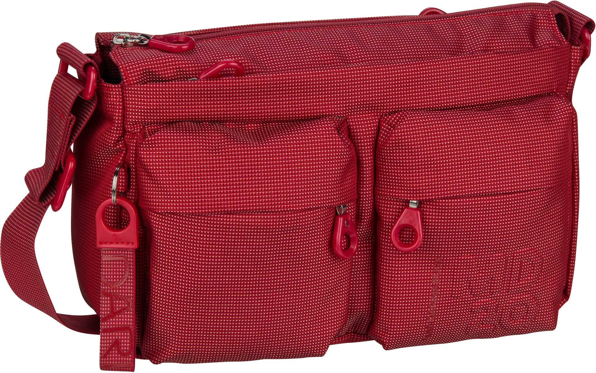 Umhängetasche MD20 Crossover Bag QMTX5 Flame Scarlet