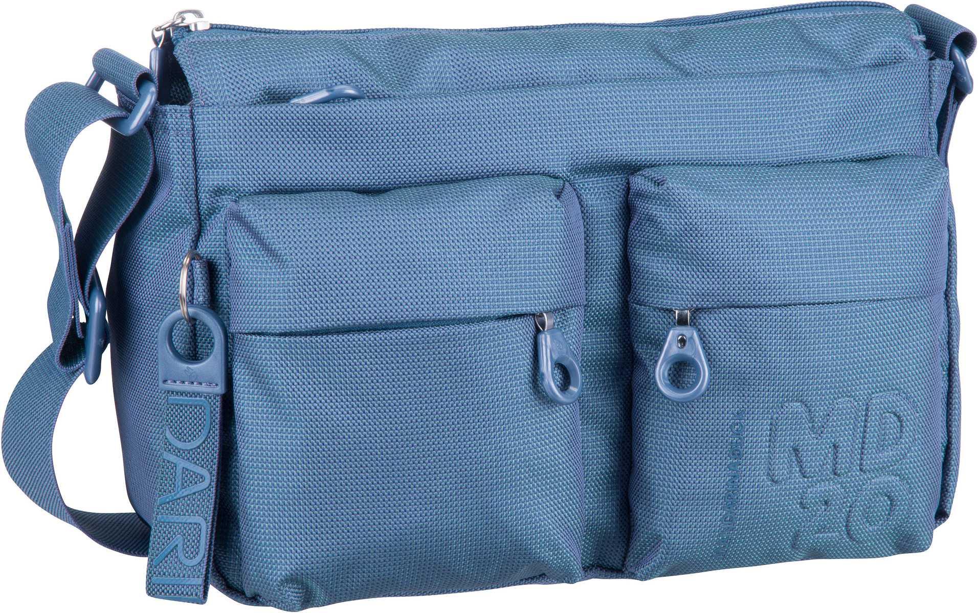 Umhängetasche MD20 Crossover Bag QMTX5 Moonlight Blue