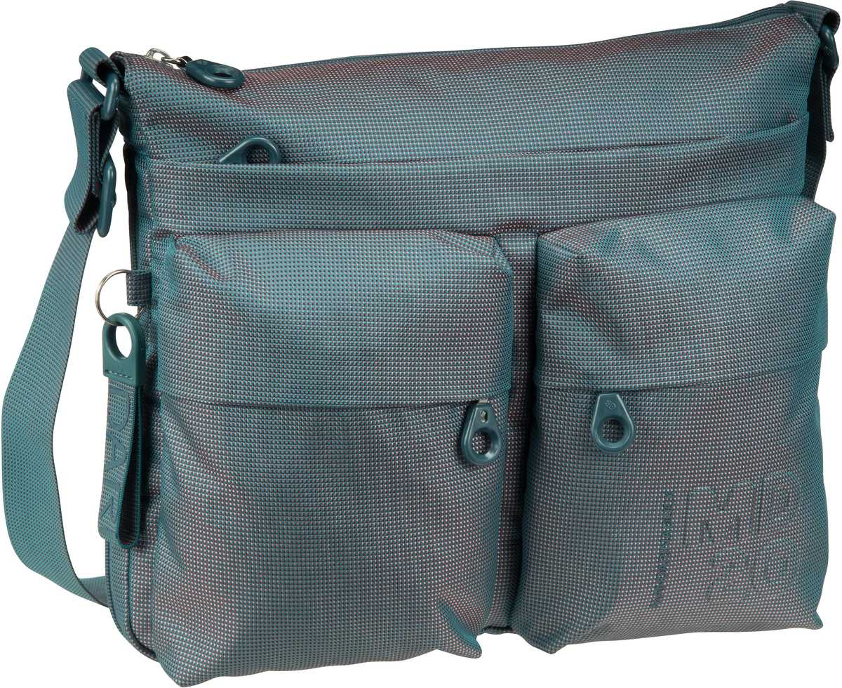 Umhängetasche MD20 Big Crossover Bag QMTX6 Colonail Blue