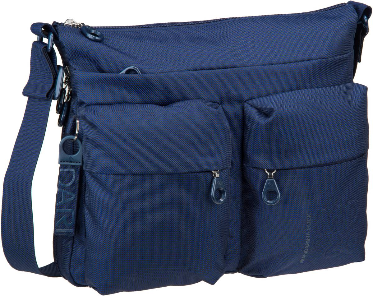 Umhängetasche MD20 Big Crossover Bag QMTX6 Dress Blue
