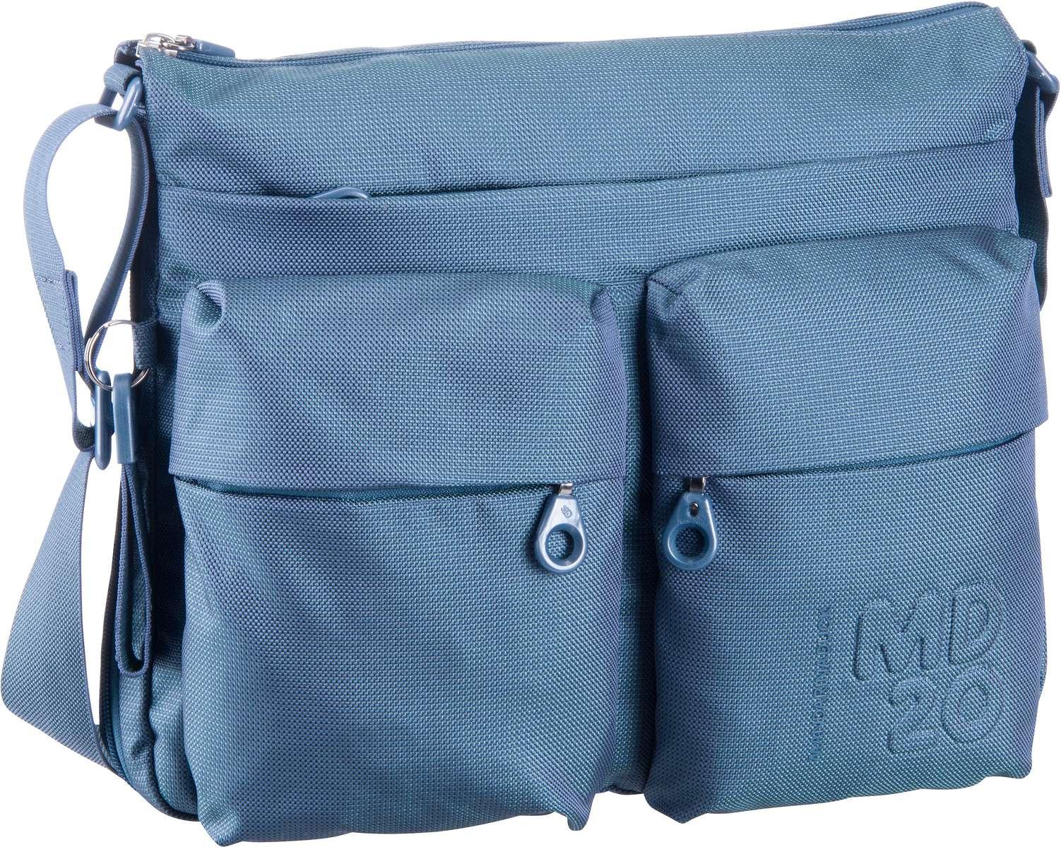 Umhängetasche MD20 Big Crossover Bag QMTX6 Moonlight Blue