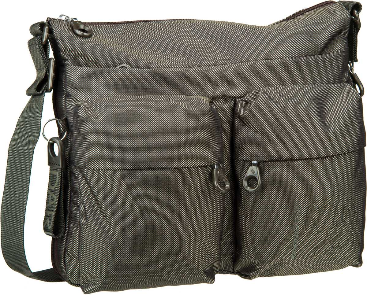 Umhängetasche MD20 Big Crossover Bag QMTX6 Pirite