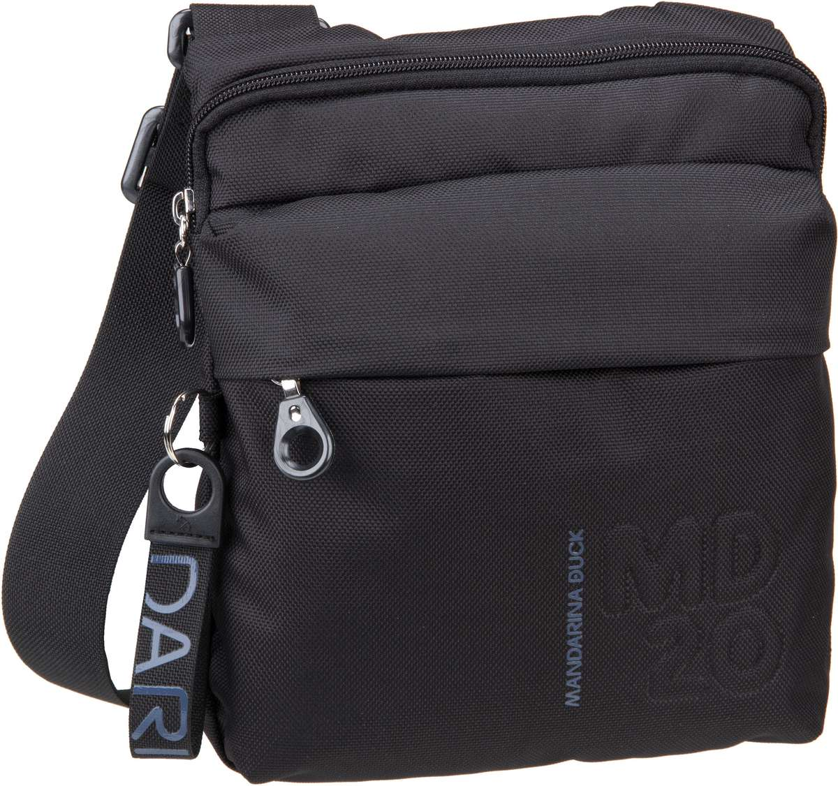 Umhängetasche MD20 Small Crossover Bag QMT04 Black