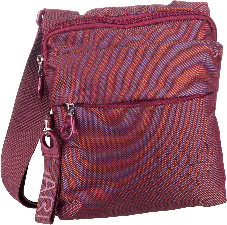 Umhängetasche MD20 Small Crossover Bag QMT04 Cabernet