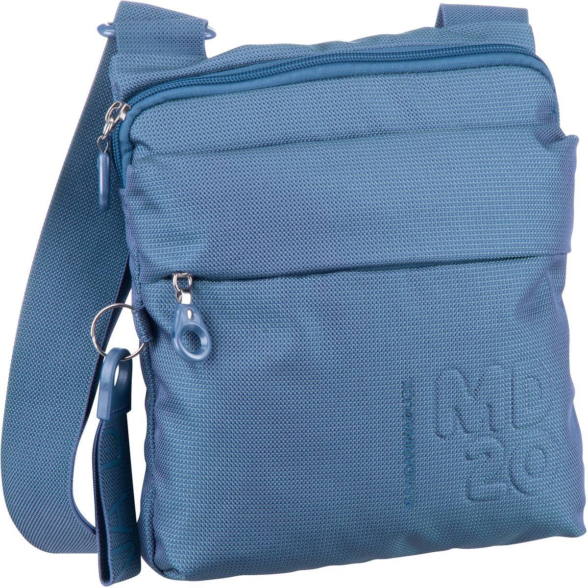 Umhängetasche MD20 Small Crossover Bag QMT04 Moonlight Blue
