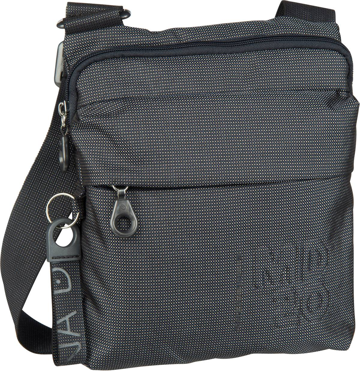 Umhängetasche MD20 Small Crossover Bag QMT04 Steel