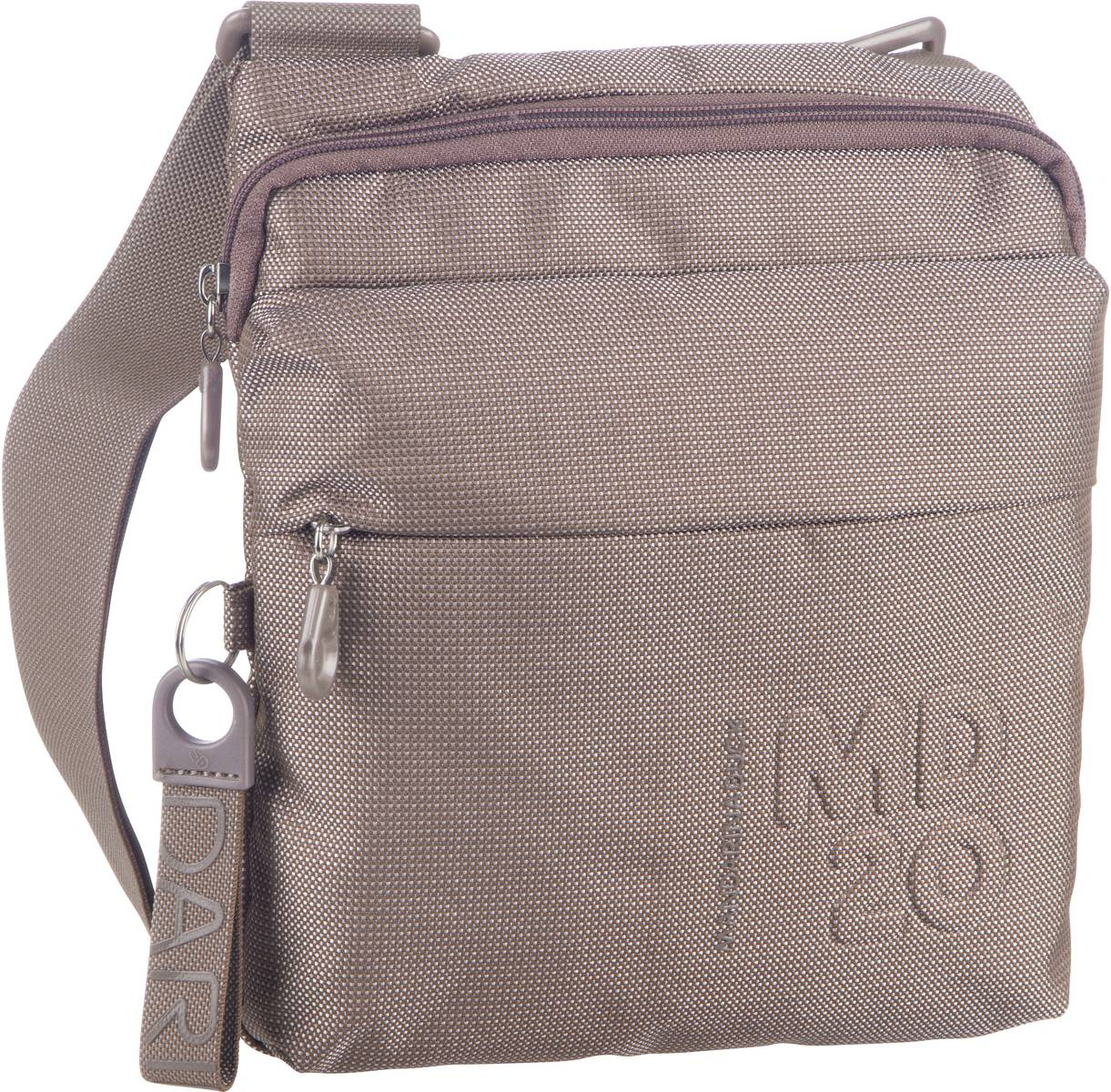 Umhängetasche MD20 Small Crossover Bag QMT04 Taupe