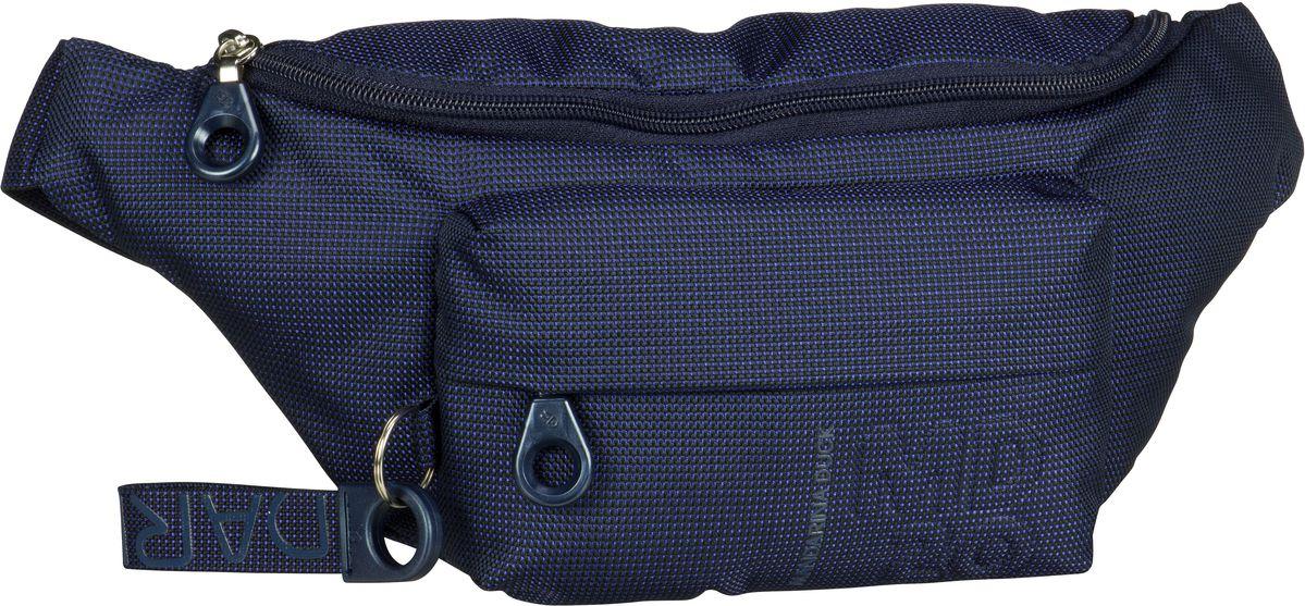 Kleinwaren - Mandarina Duck Gürteltasche MD20 Gürteltasche QMMM1 Dress Blue  - Onlineshop Taschenkaufhaus