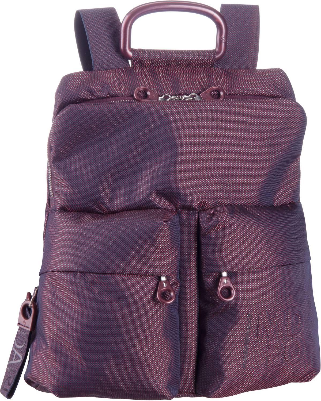 Rucksack / Daypack MD20 Lux Backpack QNTZ4 Blackberry Syrup